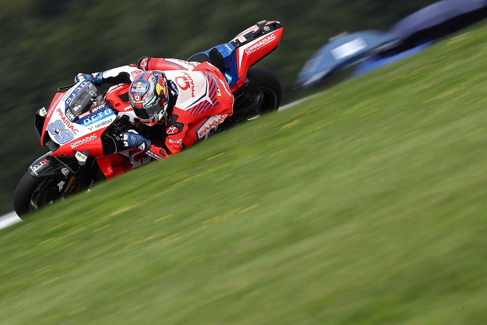 Martín repite pole en el Red Bull Ring para el GP de Austria