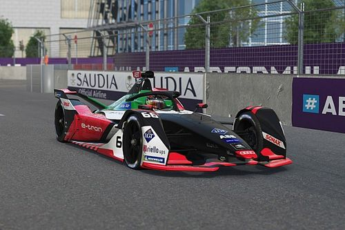Abt dá 'golpe', coloca impostor em seu lugar e é punido pela Fórmula E