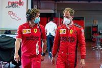 Vettel dormirá en una caravana en el GP de Austria