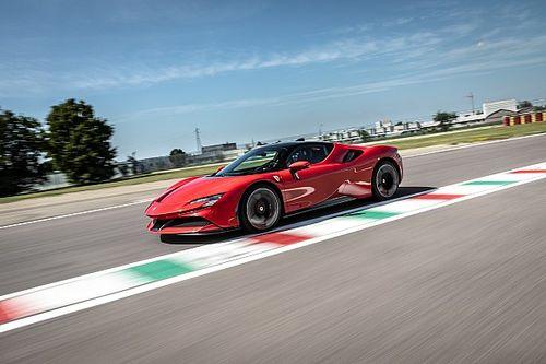 Prueba: el bestial Ferrari SF90 Stradale