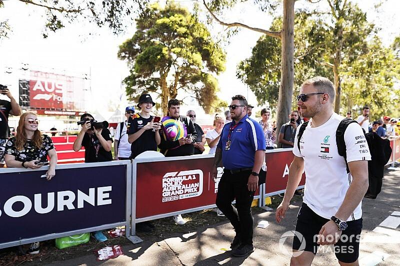 Bottas különleges F1-es sisakja az Ausztrál Nagydíjra