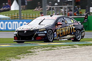 Albert Park Supercars: De Pasquale fastest, Jones crashes