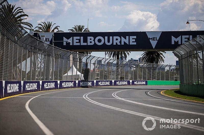 Un empleado de McLaren y dos de Haas, aislados en Australia