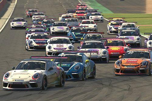 Giassi vence duas vezes e volta ao topo da Porsche Esports Carrera Cup