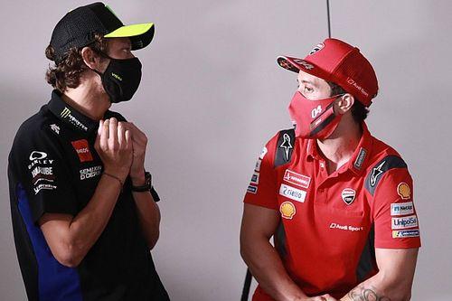 Pour Rossi, Dovizioso ne saura qu'en 2021 si sa décision est la bonne