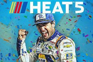 Júliusban jelenik meg a NASCAR Heat 5 a legendás Stewart bónusztartalommal