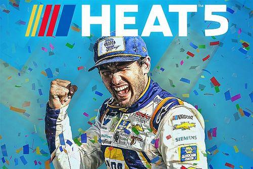 NASCAR Heat 5 será lançado em julho com duas edições diferentes