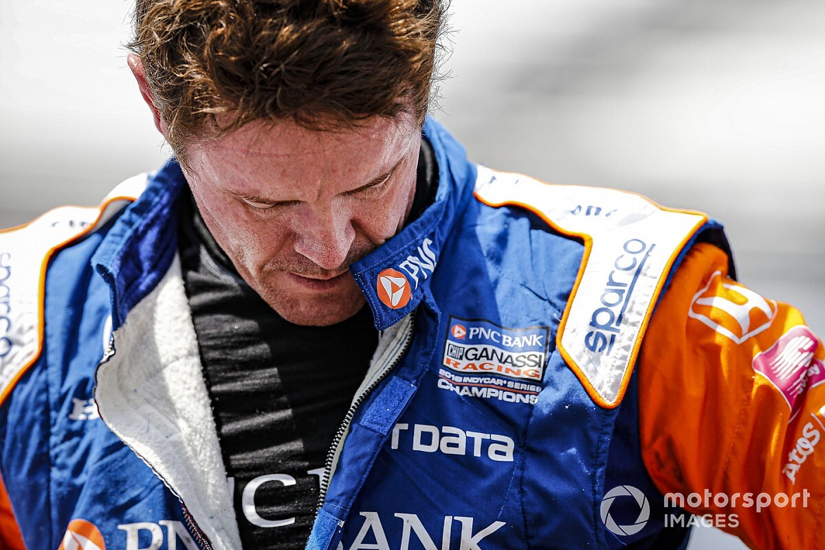 Dixon didn't think Sato had enough fuel to make Indy 500 finish