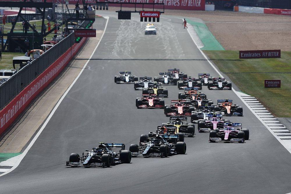 F1 2021: Confira os horários e como acompanhar o GP da Grã-Bretanha, com F2 e W Series