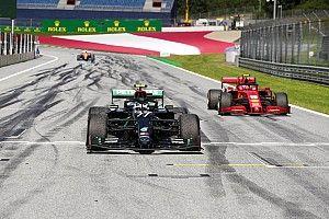 Источник: отставание Ferrari от Mercedes составляет 50 л.с.