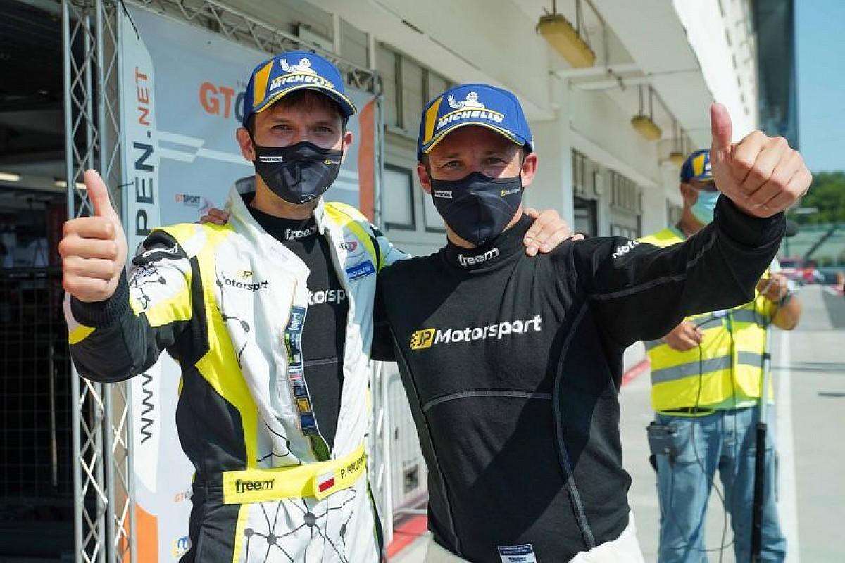 Sensacyjne zwycięstwo JP Motorsport
