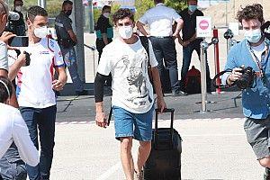 "Marquez salta le libere, Puig: ""In pista da sabato"""
