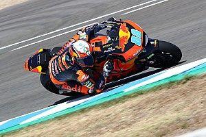 Moto2, Jerez, Qualifiche: prima pole per Martin, quarto Marini