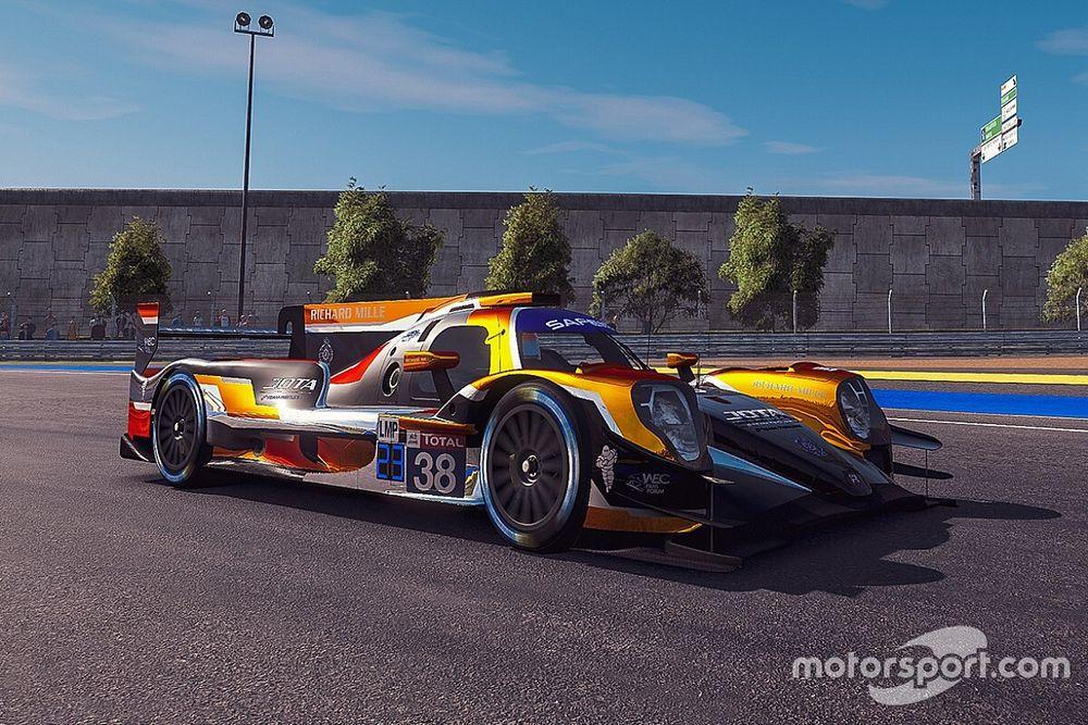 """Van Buren: """"In virtuele Le Mans kwamen twee werelden bij elkaar"""""""