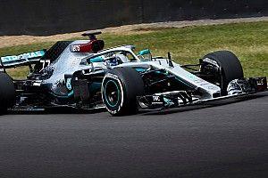 "Bottas ""odmroził"" Mercedesa"