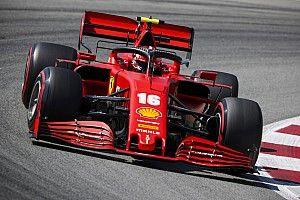 Ferrari : Il n'y a pas à se plaindre des changements aéro pour 2021
