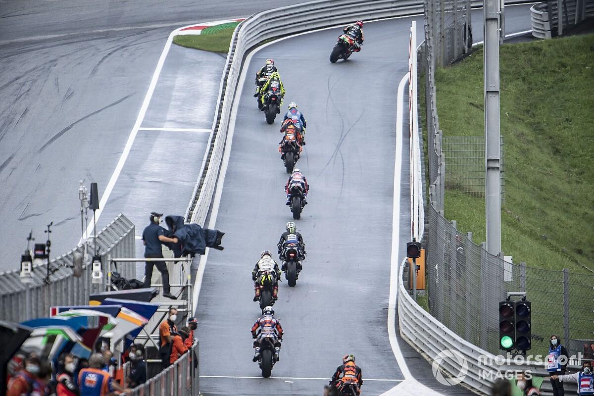 Fotos: la clasificación de MotoGP en el Red Bull Ring