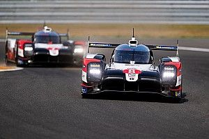 Toyota reveals both cars suffered electrical glitch at Spa