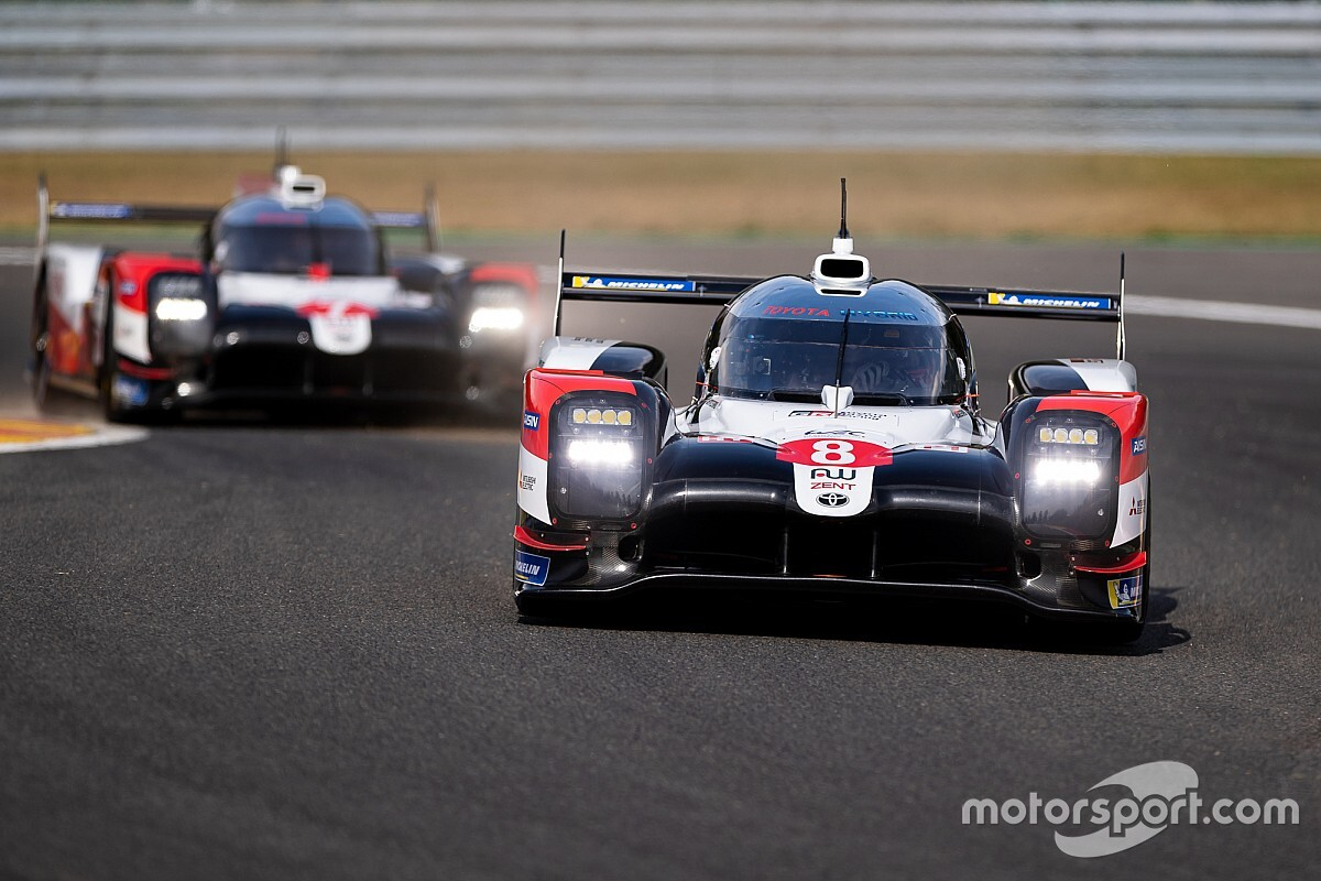 Toyota drivers relishing chance of equal fight at Le Mans