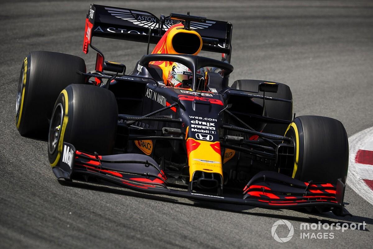 """Verstappen maximaliseert in Spanje: """"Blij met P2, zat niet meer in"""""""