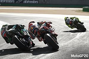 MotoGP: sfida virtuale al Mugello con Rossi e Marquez!