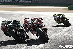 Horarios y dónde ver el segundo GP virtual de MotoGP #StayAtHomeGP