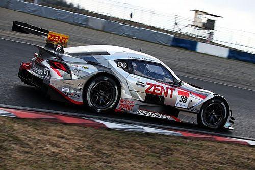 岡山公式テスト|完全ドライで行なわれたセッション4は38号車ZENT Supraがトップ