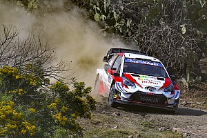 Mexico WRC: Ogier stretches lead, Hyundai hits trouble