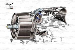 VIDEO: Waarom Mercedes de achterwielophanging moet aanpassen