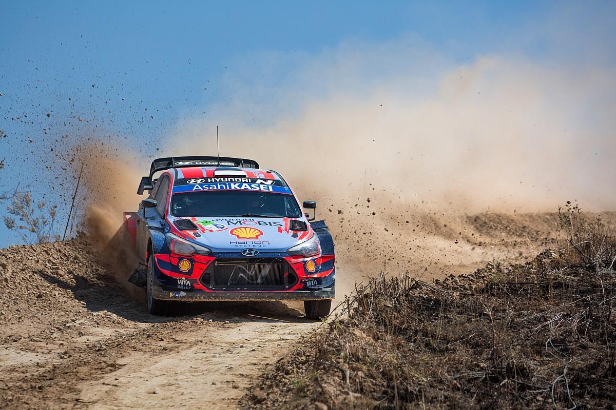 Nowy format rund WRC?