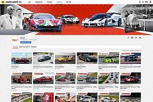 Ferrari se asocia con Motorsport Network para crear un canal oficial en Motorsport.tv