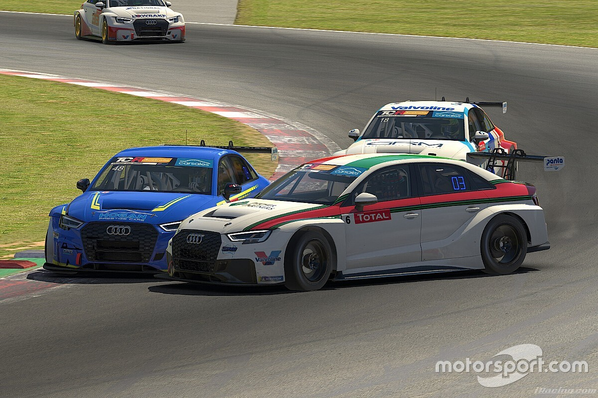 ARG eSport Cup adds 'do-or-die' qualifying race