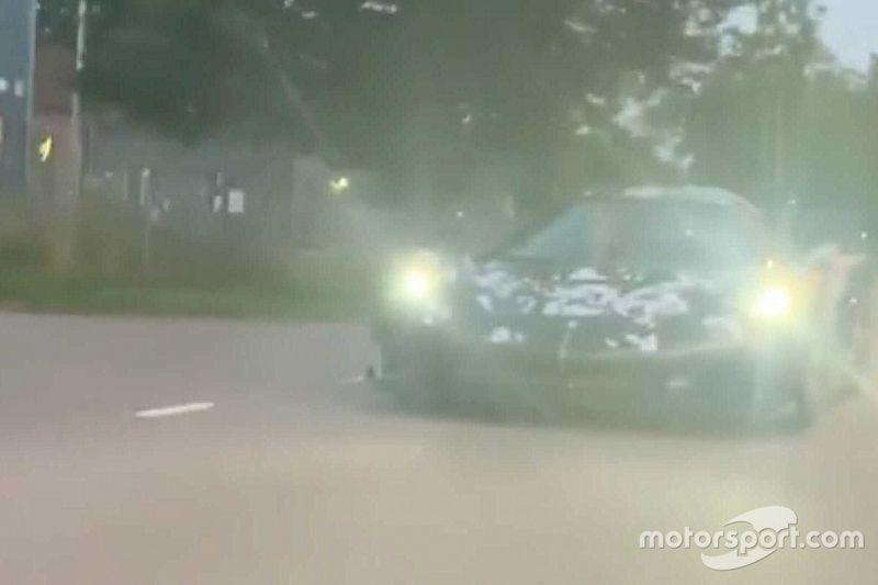 Brutálisan néz ki a Koenigsegg Jesko prototípusa