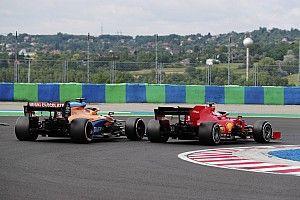 """Geen twijfels bij Sainz over Ferrari-keuze: """"Kon geen nee zeggen"""""""
