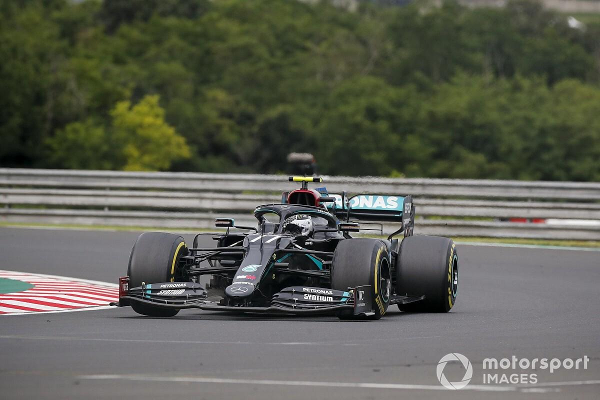 Ezért nem jött össze a pole Bottasnak a Hungaroringen?