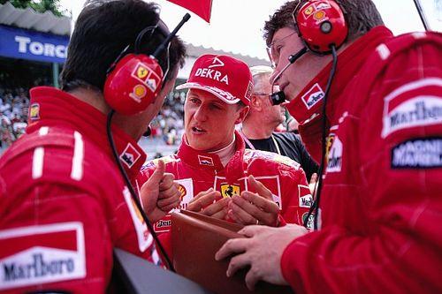 El día que Schumacher creyó tener que tirar la toalla de 1999