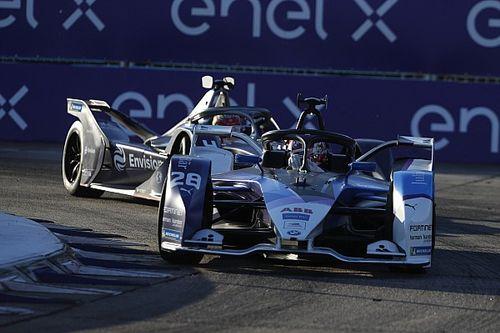 Günther blijft Frijns nipt voor in derde FE-race in Berlijn