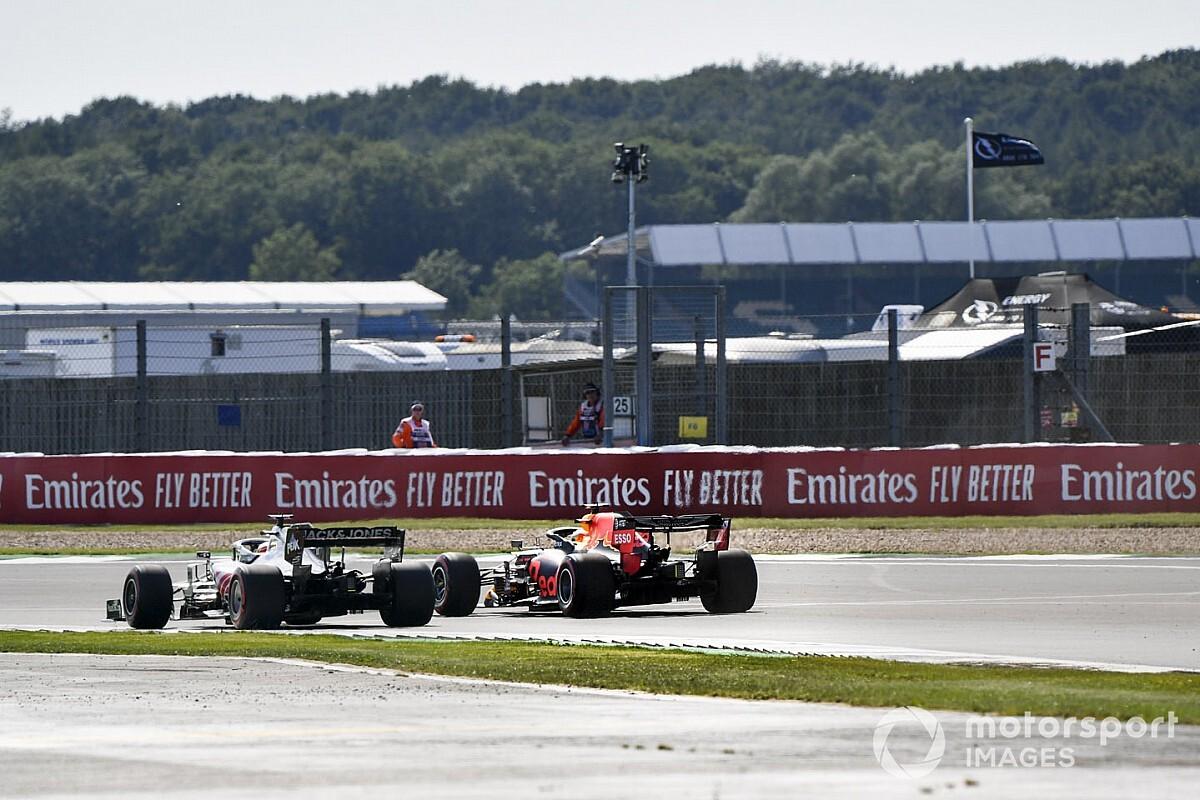 Nem kicsit mehetett fel a pumpa Verstappenben Grosjean miatt