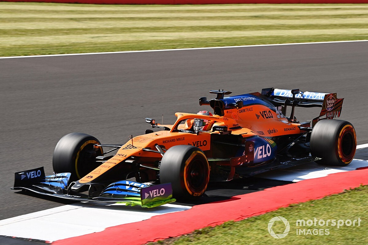 McLaren to keep aero upgrades on car after practice trial