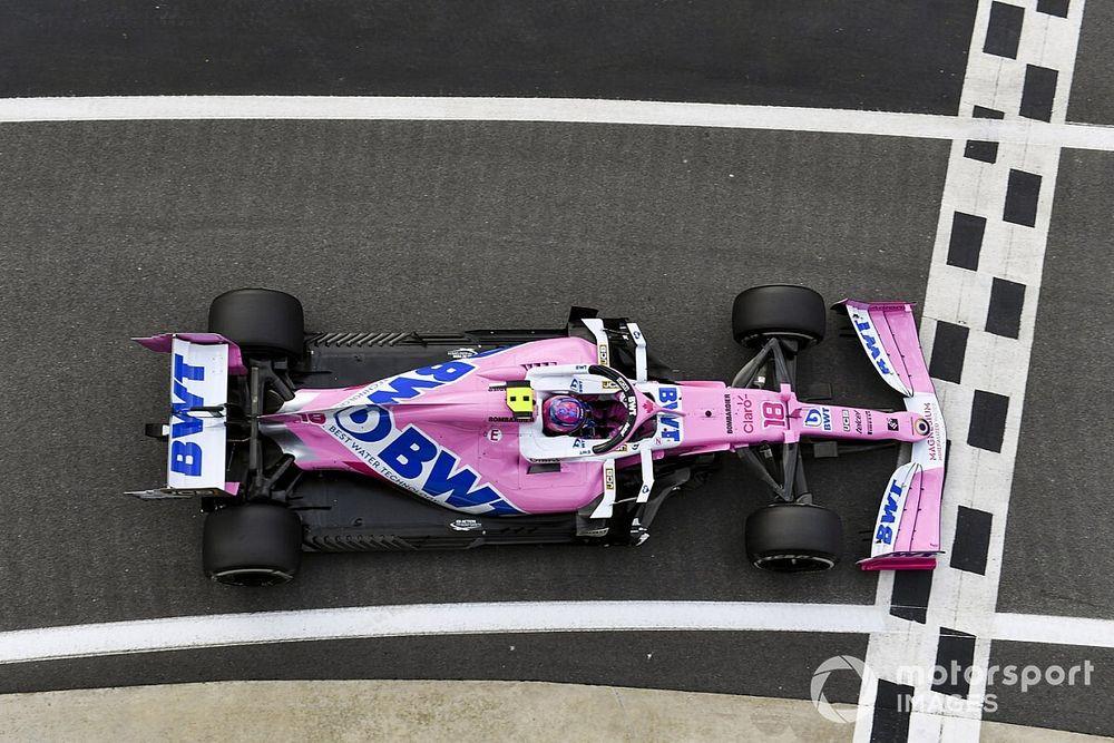 Por qué el Racing Point no es tan copia del Mercedes como podrías esperar