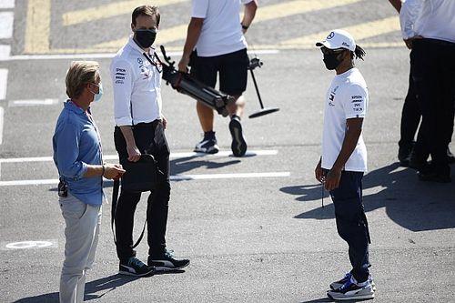 """Rosberg: """"Hamilton es el mejor de todos los tiempos en cuanto a talento"""""""