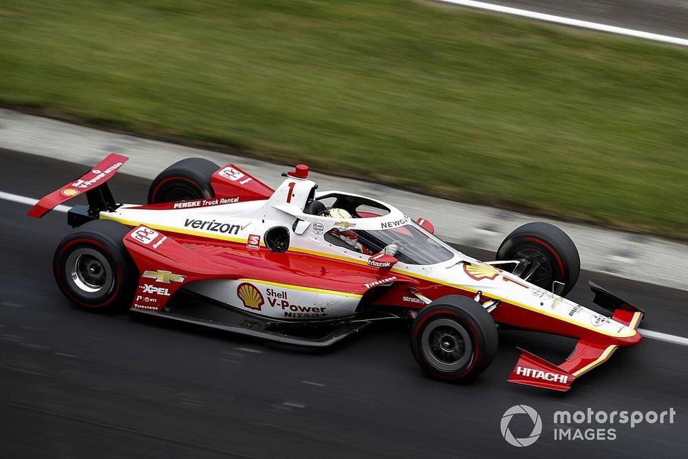 IndyCar aeroscreen earns eight engineers Louis Schwitzer Award