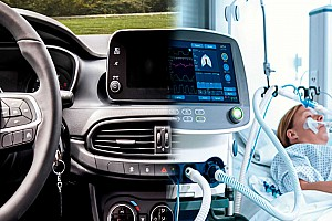Perchè le Case Auto possono costruire (bene) respiratori e mascherine