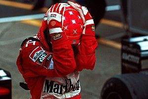 Así fue el primer título del reinado de Schumacher con Ferrari