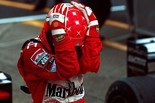 20 años del primer título del reinado de Schumacher con Ferrari