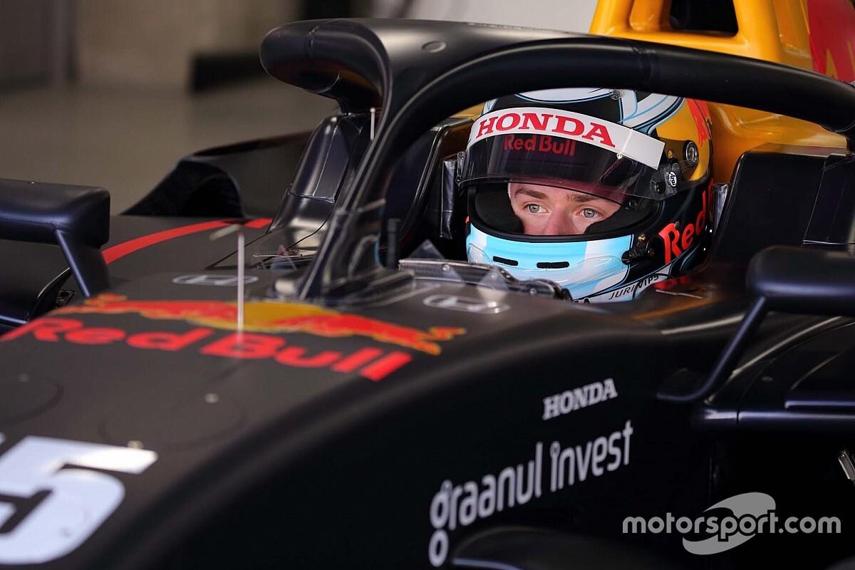 Red Bull change de réserviste pour le GP de Turquie