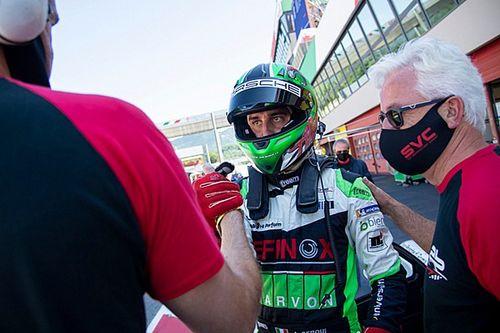 Carrera Cup Italia, Mugello: AB Racing si coccola Cerqui