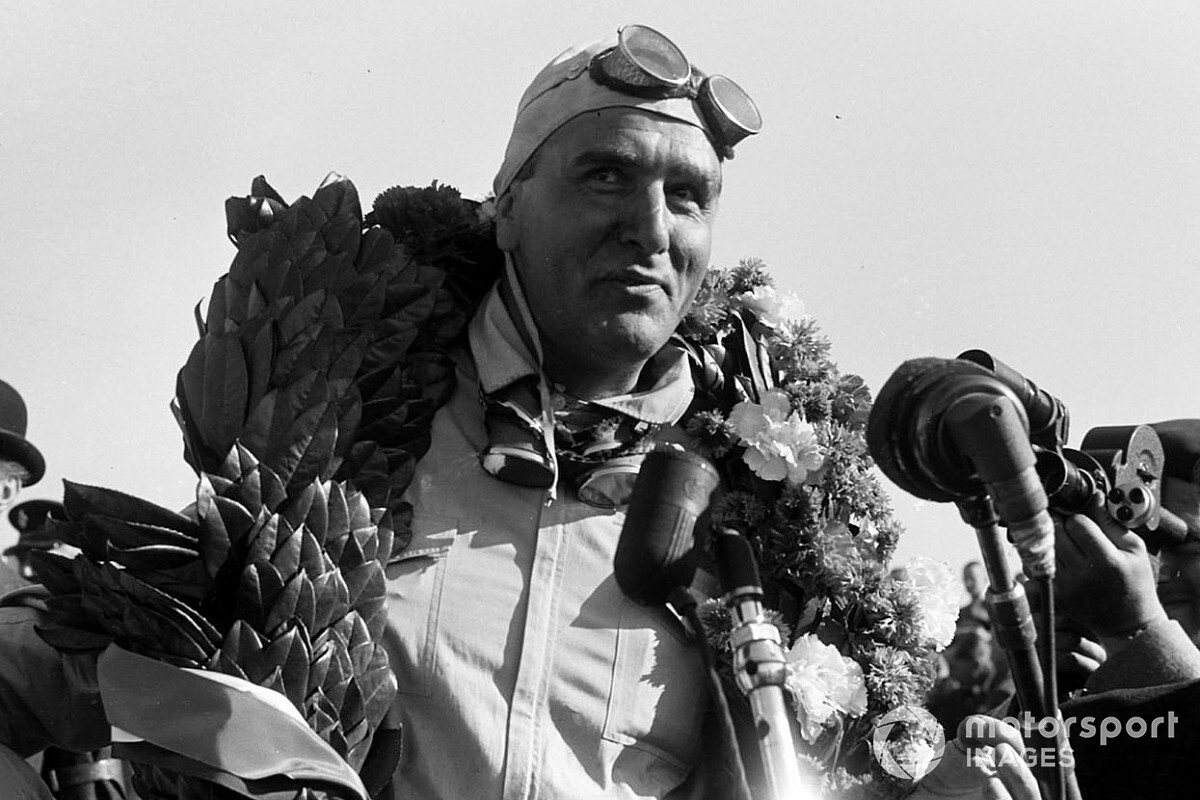 "Farina, le ""salaud"" qui devint le premier Champion du monde F1"