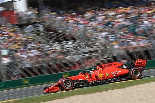 Vettel: Ferrari tak sebagus saat tes pramusim
