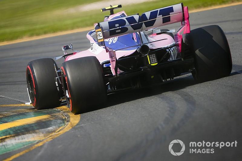 Stroll culpa a Grosjean por su eliminación en Q1